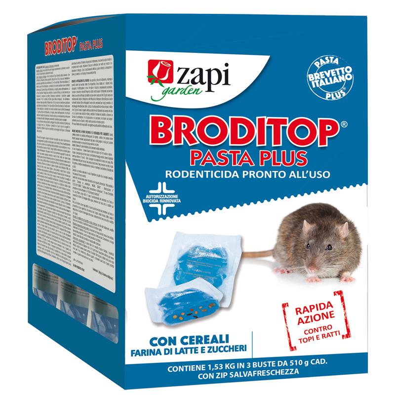 composizione Broditop Pasta Plus