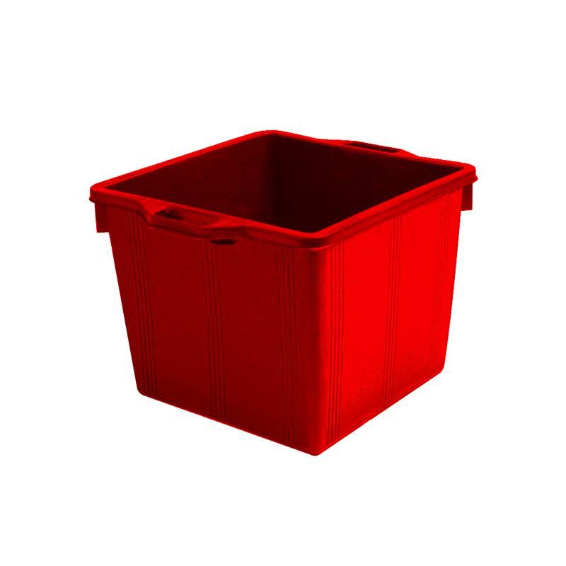 contenitore rosso ics