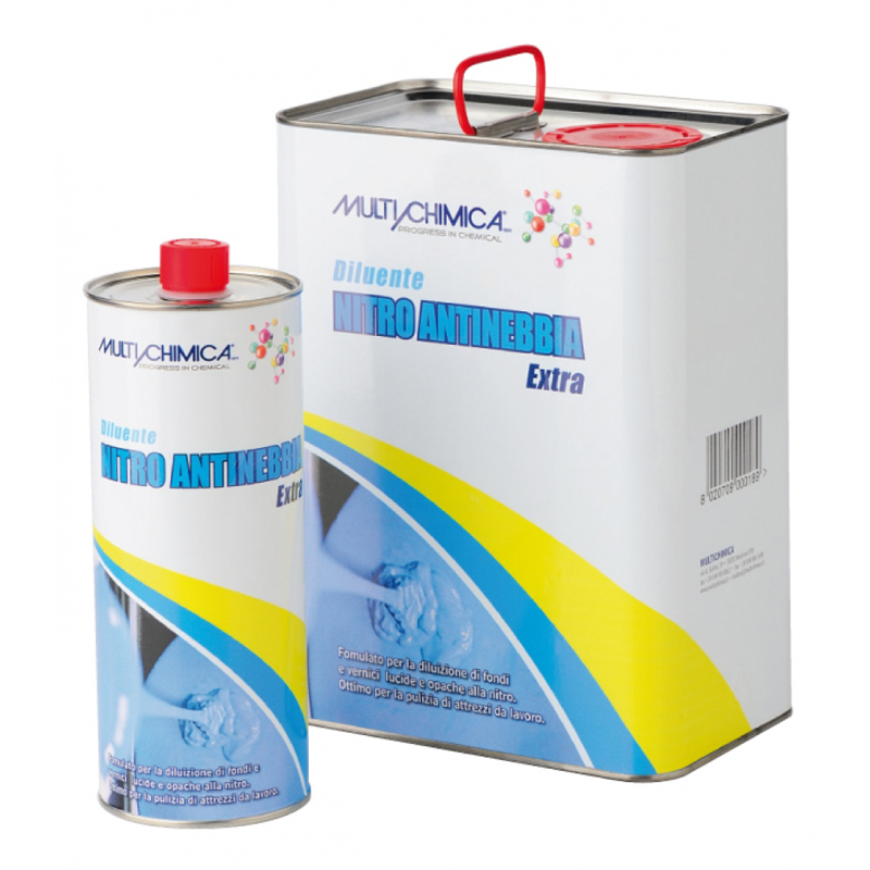 diluente nitro antinebbia extra